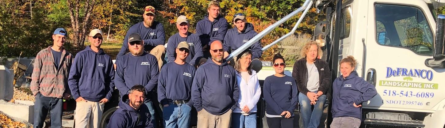 Lake George Landscape Designers Amp Engineers Defranco
